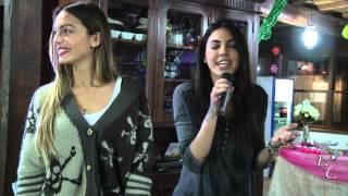 Carnevale a Roma con Sarah Nile e Veronica Ciardi  - Parte 1