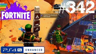 Fortnite, Save the World - Showtime, Address Posts - FenixSeries87