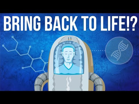Can We Bring Humans BACK To Life With CRYOGENIC Freezing?