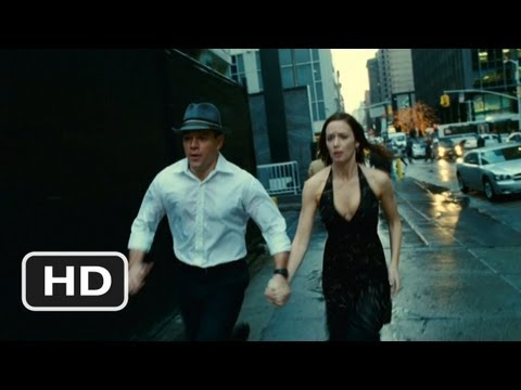 The Adjustment Bureau 7 Movie   What the Hell is Going On? 2010 HD