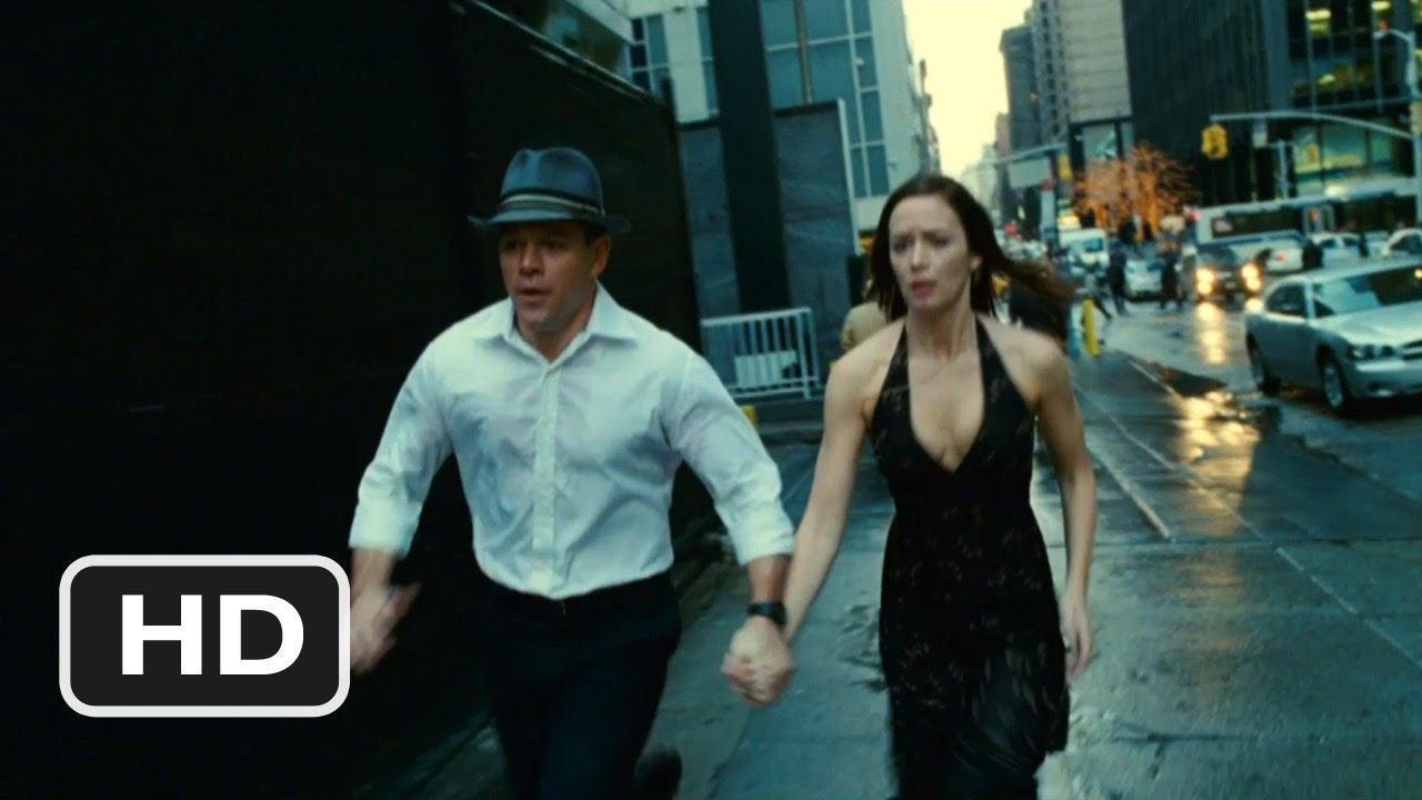 The adjustment bureau 7 movie clip what the hell is for Bureau movie
