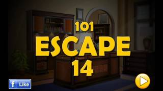 501 Free New Room Escape Games - 101 Escape 14 - Android GamePlay Walkthrough HD