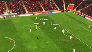 Mallorca vs R. Madrid - 68 minutes