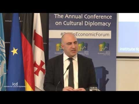 George Chogovadze (Ministry of Economy and Sustainable Development of Georgia)