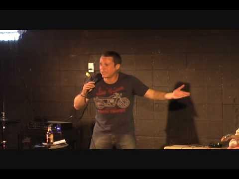 Comedian Tony Starke on Getting Freaky