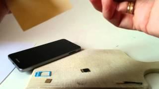Howto: Hybrid-Slot mit zwei SIM-Karten und eine microSD-Karte: Teil 2