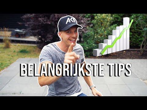 10 TIPS VOOR VOEDING & TRAINING!
