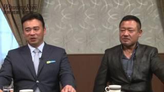 2015年 Winning Run200号記念 特別対談 吉岡稔真×後閑信一 PART3