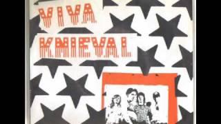 """Viva Knieval 7"""" """"V side"""" (A-Side) [Track #2] """"Die Vermin"""""""