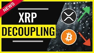 What Will it Take for Ripple XRP to Finally Decouple From Bitcoin?