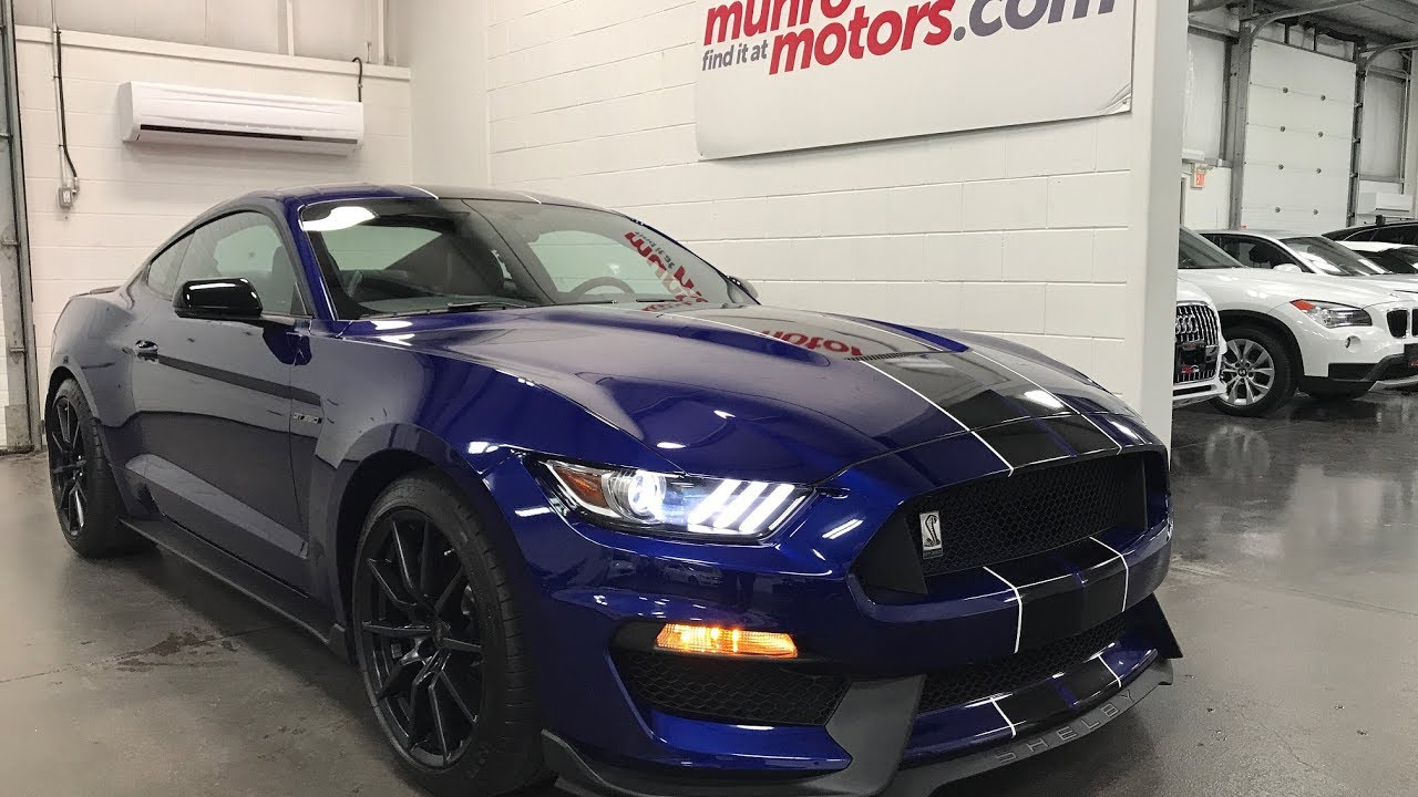 2016 Ford Mustang Shelby Sold Sold Sold Gt350 Tech