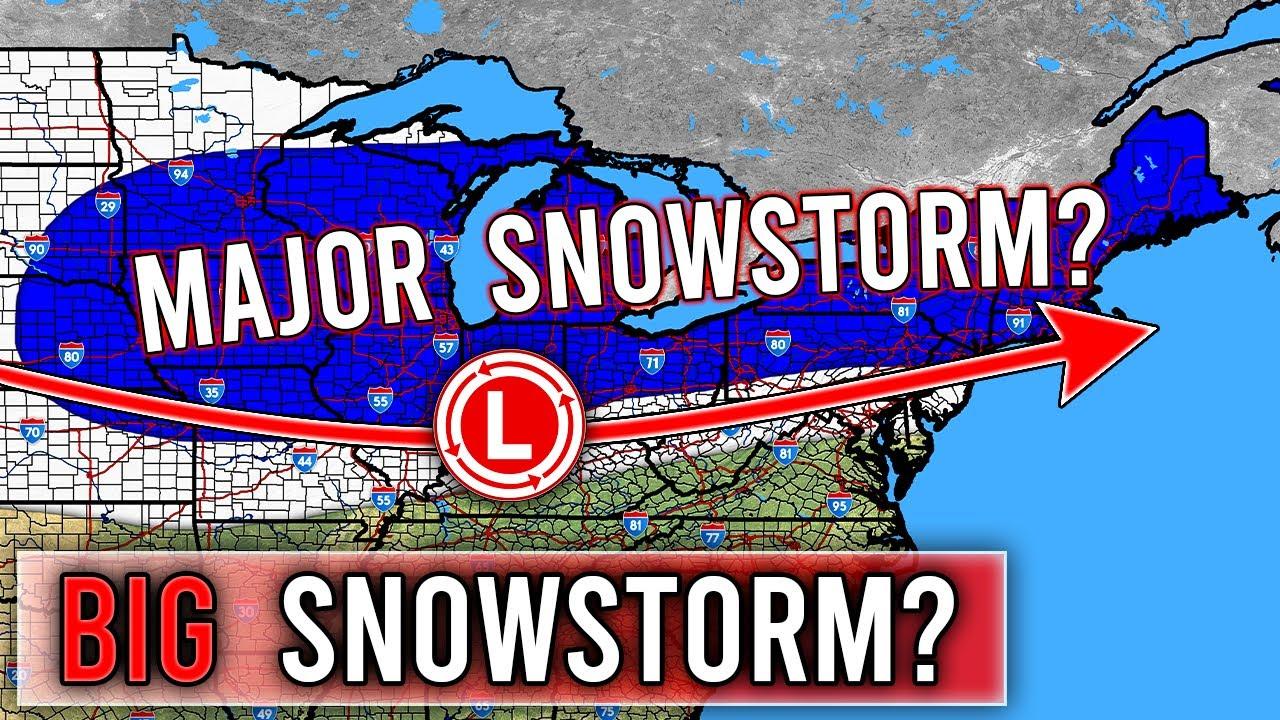 Our Next Big Snowstorm?