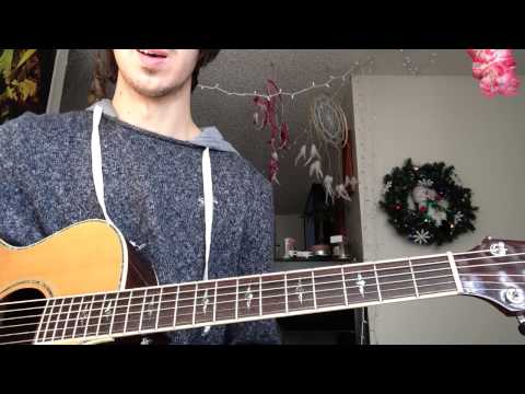 Guitar Tutorial for High For This by The Weeknd and Ellie Goulding