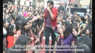 Video Live Concert & Crazy Crowd of Nabeel Shaukat Ali download MP3, 3GP, MP4, WEBM, AVI, FLV Agustus 2018