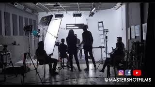 White Cyc Interview in Studio