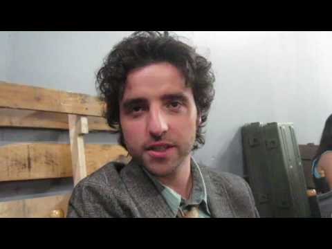 Behind the s of Numb3rs: David Krumholtz