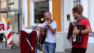 Стяжкин Life – Украинцы и русские Германии за мир