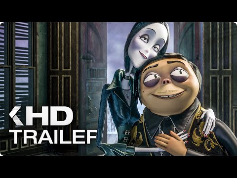 The First Official Teaser Gives A Sneak Peak Into The Daily Lives Of The Animated Addams Family