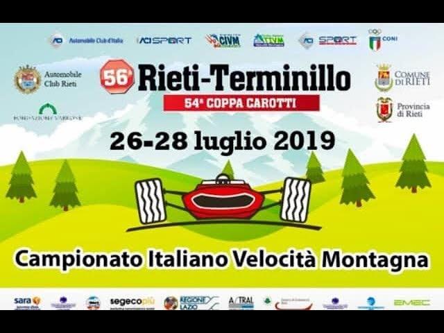 56^ Rieti - Terminillo - 54^ Coppa Carotti