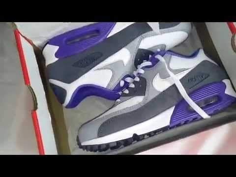 lowest price e39c6 1a9c4 Air Max 90 original y clon diferencias en mexico - YouTube
