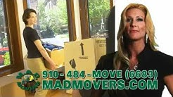 Movers in Fayetteville NC - M.A.D. MOVING