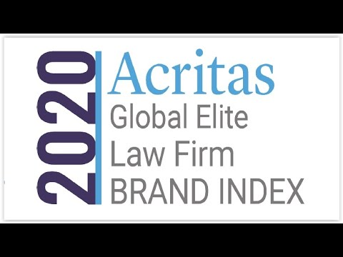 2020 Acritas Global Elite Brand Index with CEO Lisa Hart Shepherd