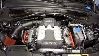 видео Воздушный фильтр на Audi A8 1, 2, 3 - 2.5, 2.8, 3.0, 3.1, 3.3, 3.7, 3.9, 4.1, 4.2, 6.0, 6.3 л. – Магазин DOK