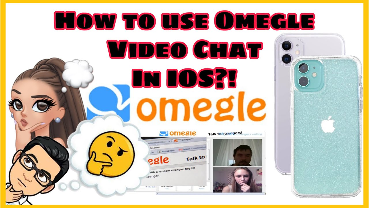 Omegle cam chat on iphone