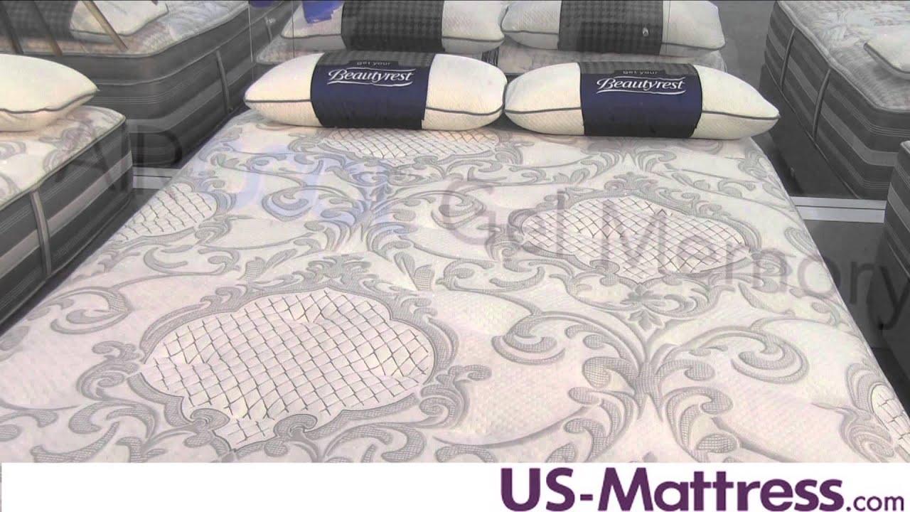 beautyrest recharge world class. Simmons Beautyrest Recharge World Class Milliani Luxury Firm Mattress H