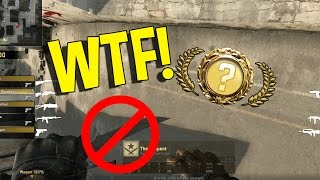Repeat youtube video CS:GO WTF CRAZIEST HACKER I HAVE EVER SEEN, RIP KNIFE (OVERWATCH FUNNY MOMENTS)