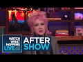 watch he video of After Show: Cyndi Lauper Wants To Bring Working Girl to Broadway! | #FBF | WWHL