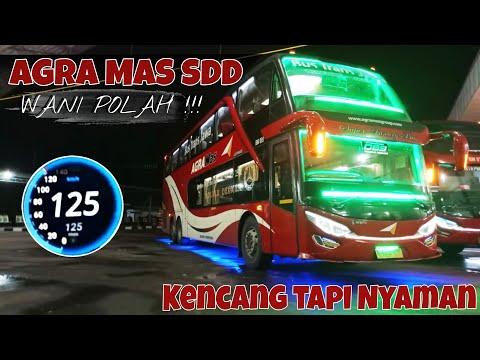 TRIP REPORT || SDD AGRA MAS Jakarta - Wonogiri // Masih Senyaman Dulu ?