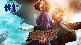 Bioshock Infinite Walkthrough - Parte 1 - Español