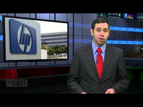 Stocks Post a Comeback as HP Pops