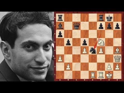 Mikhail Tal : World Chess Champion - Kingscrusher Radio ...