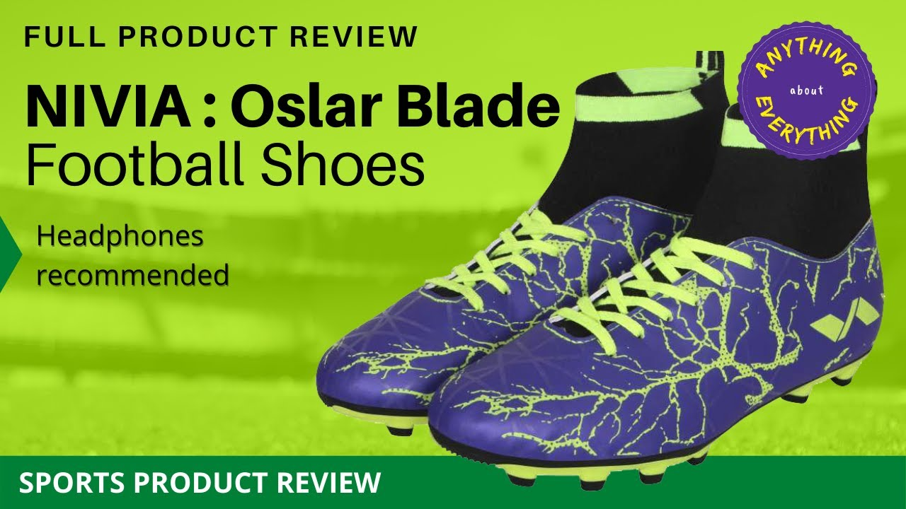 Nivia Ultra Football Shoes: Part