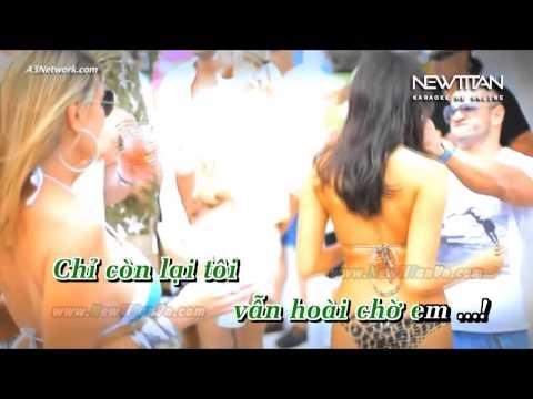 (Karaoke) Trò chơi đắng cay Remix- Châu Khải Phong (beat gốc)