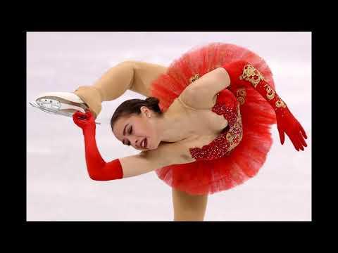 Alina Zagitova Skates OAR Team to Silver   Pyeongchang 2018