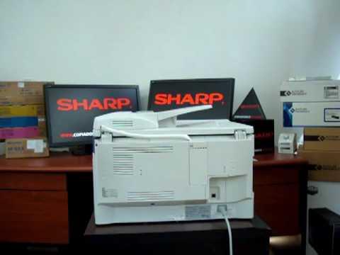 Sharp m450n
