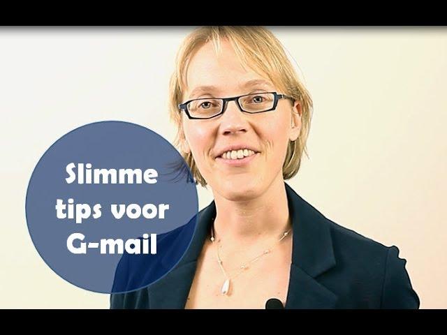 Slimme tools voor Gmail