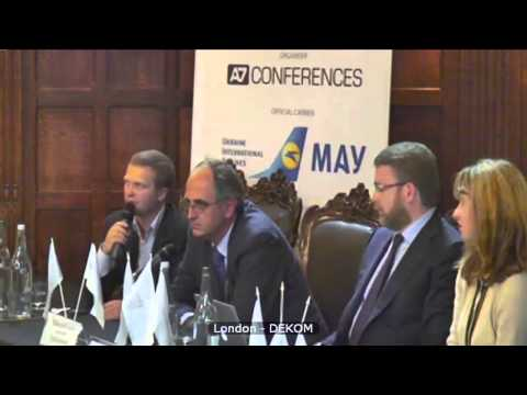 Invest in Ukraine, London, UK - PANEL III. DISCOVERING OPPORTUNITIES OF UKRAINIAN BUSINESS