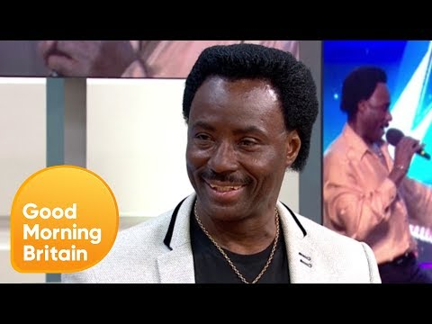 Britain's Got Talent's Donchez Dacres Performs 'Wiggle Wine' in the Studio | Good Morning Britain