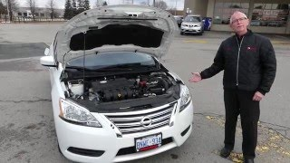 2015 Nissan Sentra SV Review