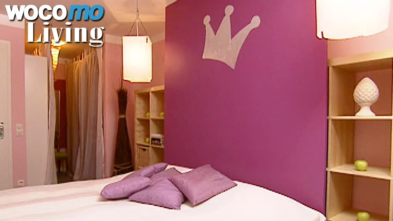 rosa schlafzimmer gestalten tapetenwechsel br staffel 4 folge 3 youtube. Black Bedroom Furniture Sets. Home Design Ideas