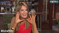 'Extra' Exclusive: Michelle Stafford's First Day Back on the Set of 'The Young and the Restless'