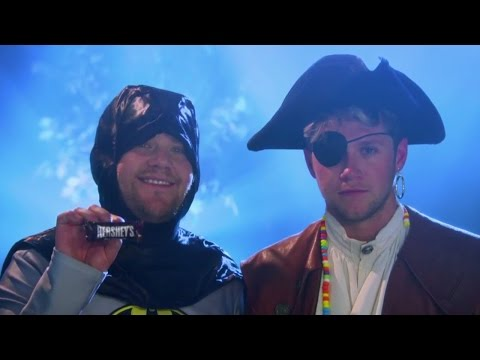 Niall Horan & James Corden Sing About...