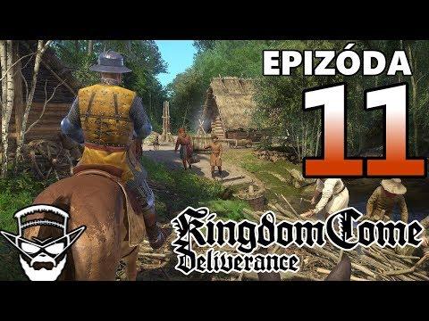 MASAKER V STAJNIACH ! - Kingdom Come Deliverance / 1080p 60fps / CZ/SK Lets Play / # 11