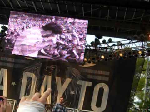 A Day to Remember- The Downfall of Us All + My Life for Hire (Riot Fest Chicago 2012)