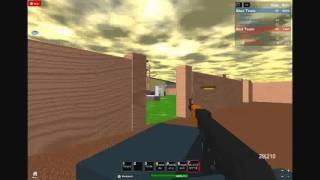 roblox, cal of duty nuke town. (big lag)