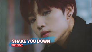 THE BOYZ(더보이즈) _ SHAKE YOU DOWN | 2020 THE BOYZ ONLINE CONCERT [RE:AL]